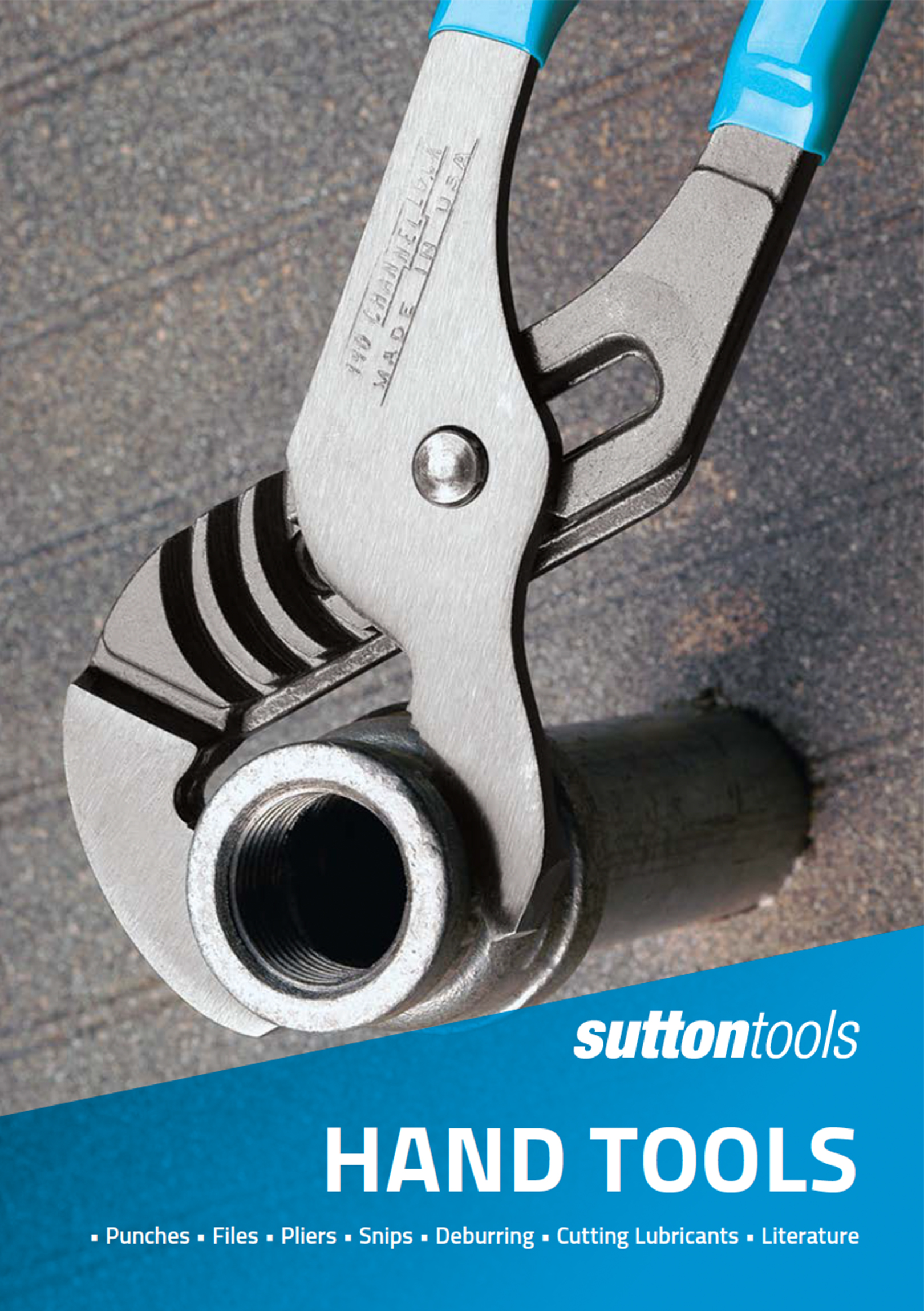 Catalogues | Sutton Tools