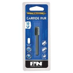 Double Cut Carbide Burs Cylindrical Radius End - 6mm Shank PB301 918CR10206_Cylinder_Radius_10.jpg