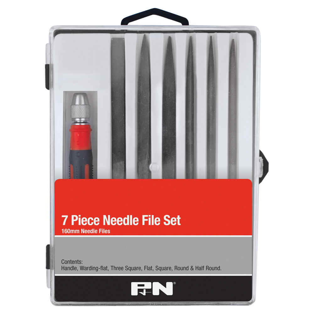 File Sets - Needle | Sutton Tools