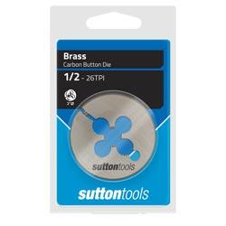 """Button Dies  Brass - 2"""" OD M432 M4321270_Brass_1_2.jpg"""