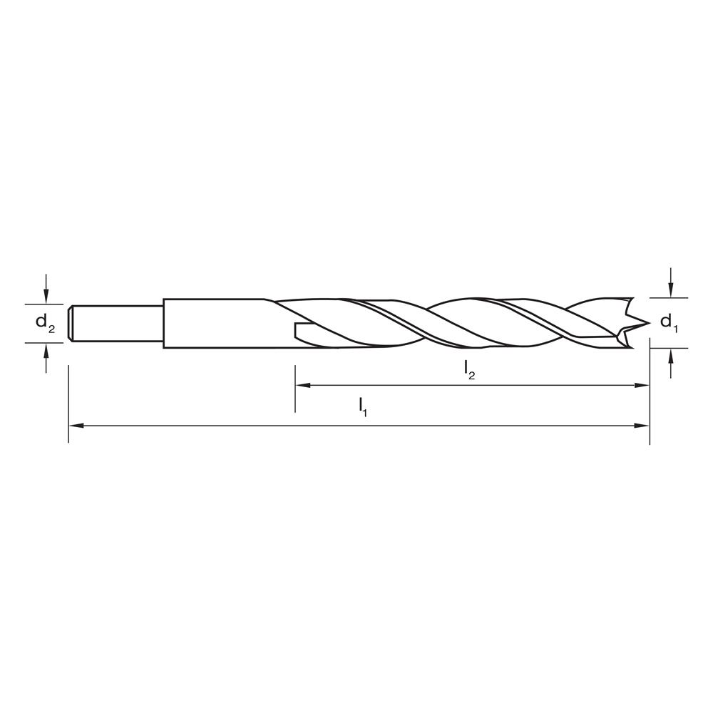 Wood Drill Bits | Sutton Tools