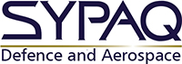 SYPAQ Defence and Aerospace Logo