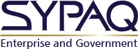 SYPAQ Enterprise and Government Logo