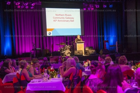 Northern Rivers Community Gateway 40th Anniversary Ball