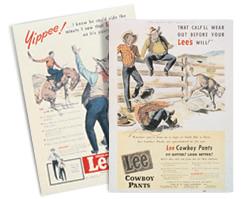 1924 - Lee Cowboy Pants