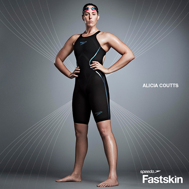 e7cd99a859f57 That's why Speedo, the world's leading swimwear brand, has launched the  Fastskin LZR Racer ...