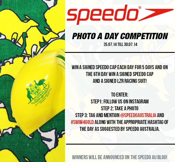 Speedo Photo a day Competition