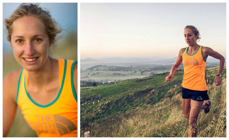 Hanny Allston, Portrait and Running Mount Painter, Canberra