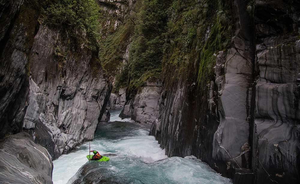 Jordan Searle, Grand Canyon of the Stikine, British Columbia