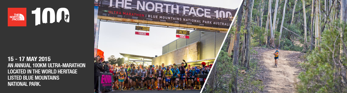 The North Face 100 May 15 - 17 2015