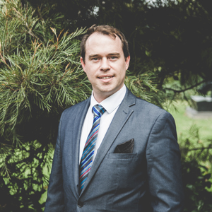 James Worladge, Philanthropy Manager (QLD, SA & WA)