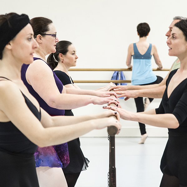 adult pointe classes