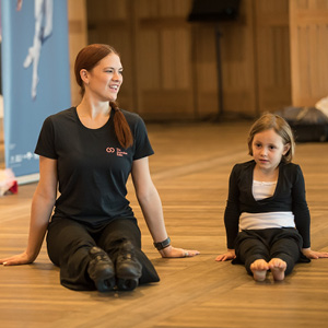 Dancing Story for 3-5 year olds