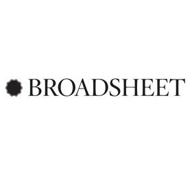 Broadsheet B&W Partner Page