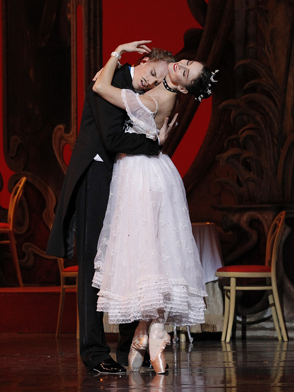 Auatralian Ballet - The Merry Widow