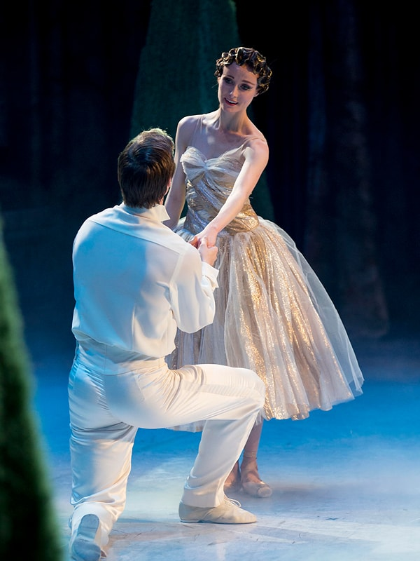 """""""Ratmansky gives greatest weight to the romantic thread at the heart of this coming-of-age narrative, the ball, moonlight and reunion pas de deux superbly ..."""