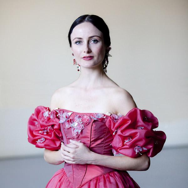 amber scott ballerina