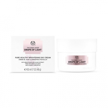 DROPS OF LIGHT™ PURE HEALTHY BRIGHTENING DAY CREAM 50ML