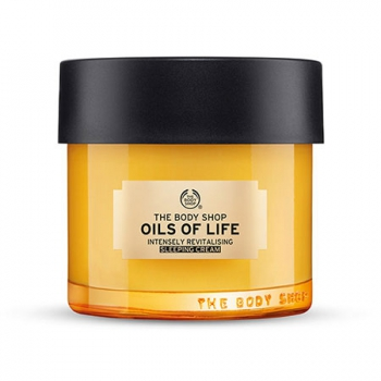 Oils Of Life™ Intensely Revitalising Sleeping Cream 80ml