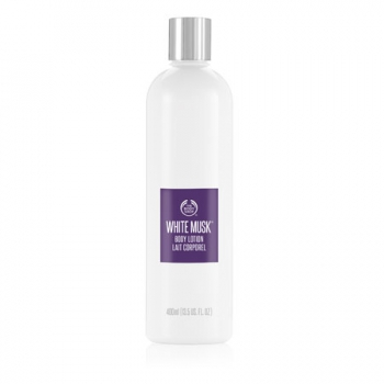 WHITE MUSK® BODY LOTION 400ML
