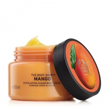 MANGO EXFOLIATING SUGAR BODY SCRUB 250ML