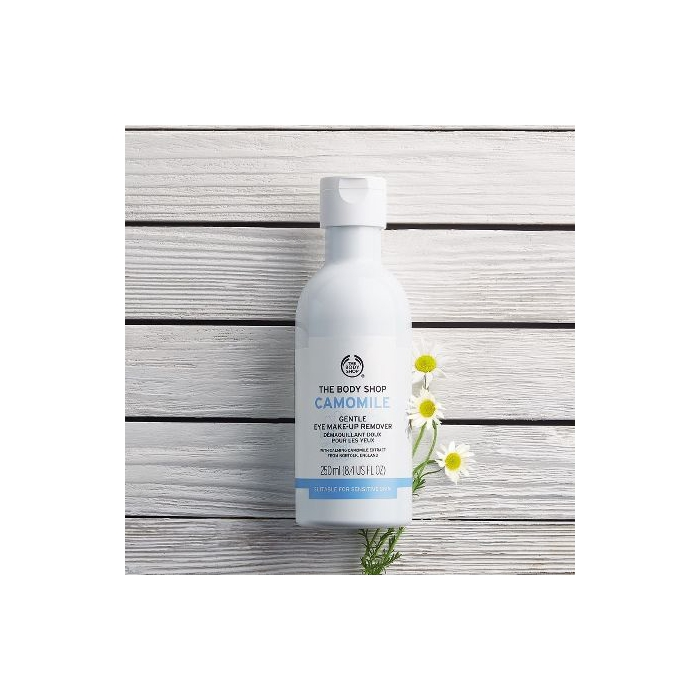 CAMOMILE GENTLE EYE MAKE-UP REMOVER 250ML