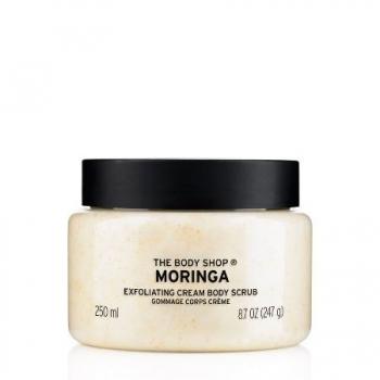 Moringa Exfoliating Cream Body Scrub 250ml