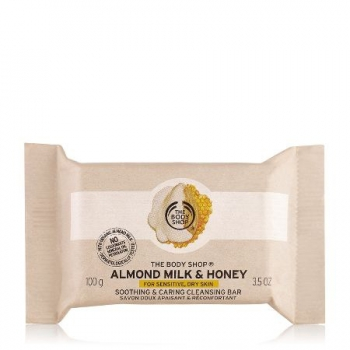 Almond Milk & Honey Soothing & Caring Cleansing Bar 100g