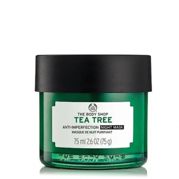 TEA TREE ANTI-IMPERFECTION NIGHT MASK 75ML