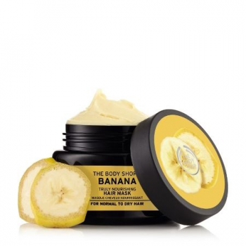 BANANA TRULY NOURISHING HAIR MASK 240ML