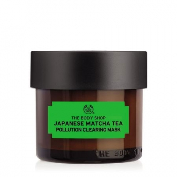 JAPANESE MATCHA TEA POLLUTION CLEARING MASK 75ML