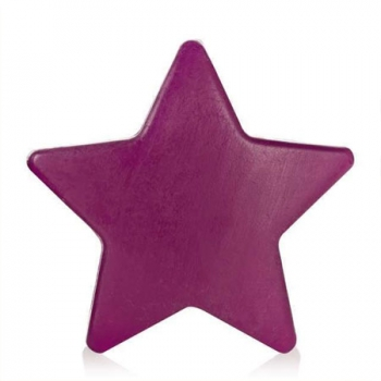 FROSTED PLUM STAR SOAP 25G