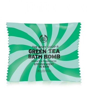 Green Tea Bath Bomb 28g
