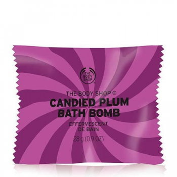 Candied Plum Bath Bomb 28g