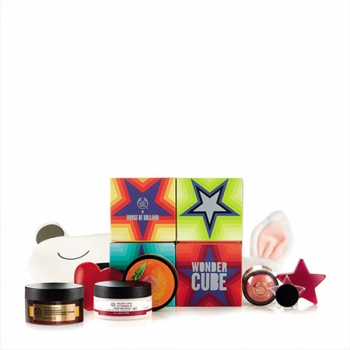 HOUSE OF HOLLAND X THE BODY SHOP® LIMITED EDITION WONDER CUBE