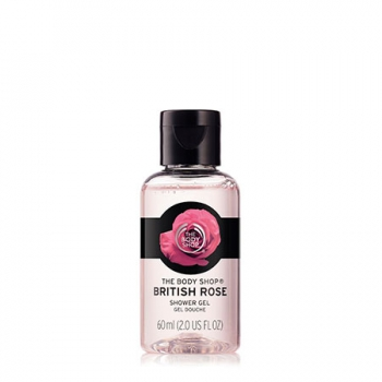 BRITISH ROSE SHOWER GEL 60ML