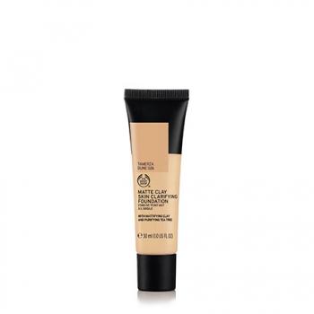 Matte Clay Skin Clarifying Foundation 026 TAMERZA DUNE 30M