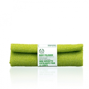 Green Exfoliating Body Polisher