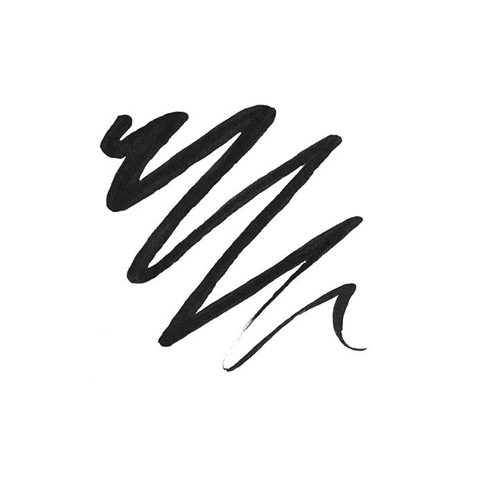 SKINNY THIN FELT EYELINER BLACK | The Body Shop NZ