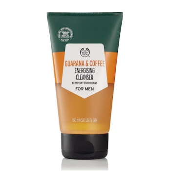Guarana and Coffee Energising Cleanser For Men 150ml