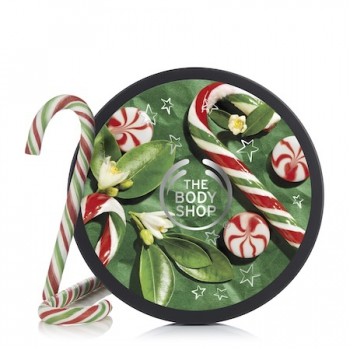 PEPPERMINT CANDY CANE BODY BUTTER 200ML