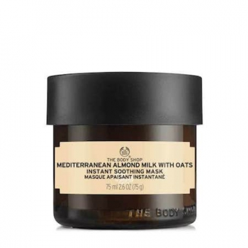 Mediterranean Almond Milk with Oats Instant Soothing Mask 75ML