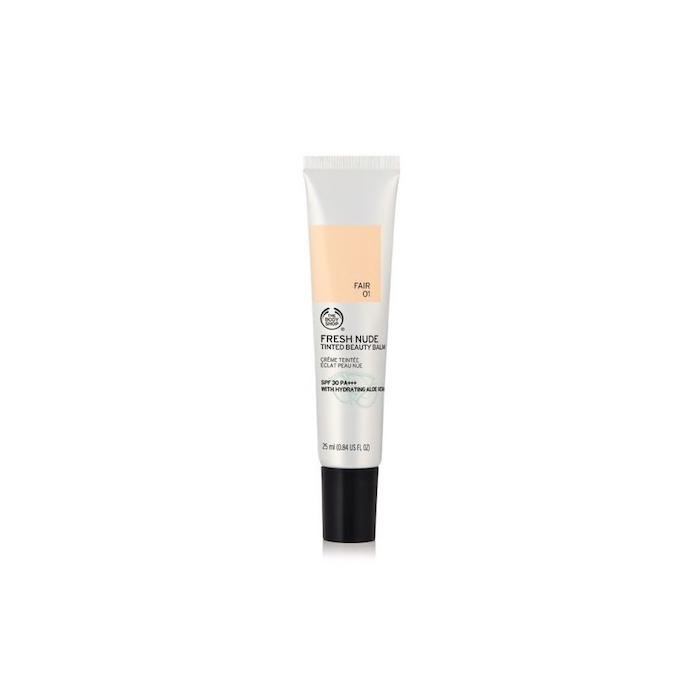 Fresh Nude BB Cream 04 Tan 25ml   The Body Shop NZ
