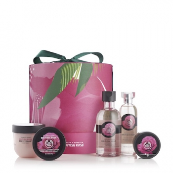 British Rose Deluxe Collection