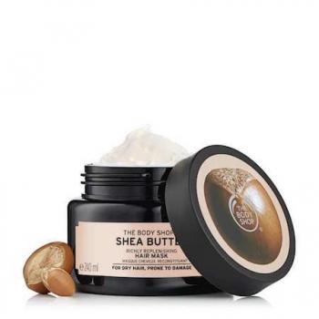 SHEA BUTTER RICHLY REPLENISHING HAIR MASK 240ML