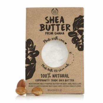 100% Natural Shea Butter 150ml