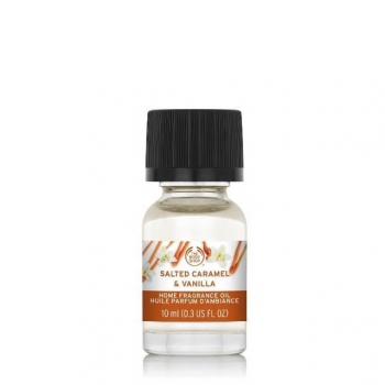 Salted Caramel & Vanilla Home Fragrance Oil 10ml