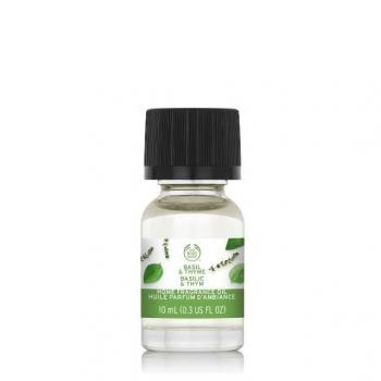 Basil & Thyme Home Fragrance Oil 10ml