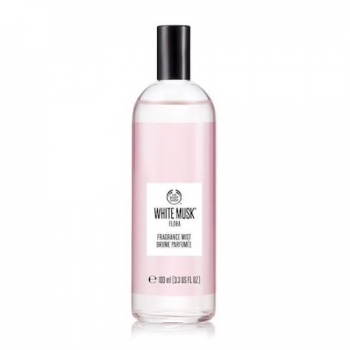 White Musk® Flora Fragrance Mist 100ml