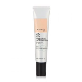 Fresh Nude Tinted Beauty Balm 02 Medium Fair 25ml